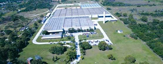 Tupperware e sua grande Fabrica