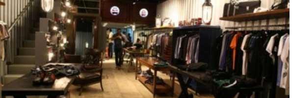 Lojas para comprar roupas de grife masculina