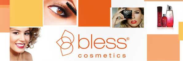 revender maquiagem Bless Cosmetics