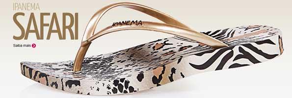 fornecedor de sandalias ipanema