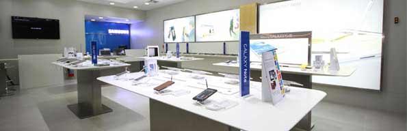 franquia de loja para revender celulares samsung