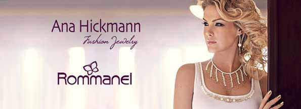 Catalogo Rommanel Ana Hickmann joias
