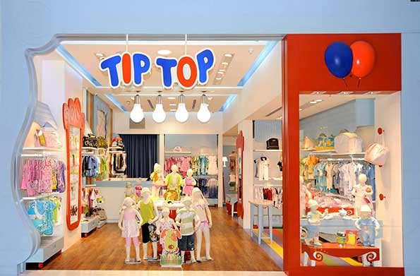 franquia de tip top