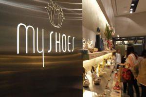 My Shoes | Sistema de revenda com sua franquia de loja de calçados