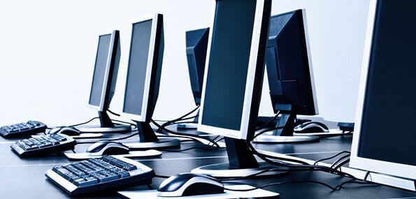 Atacado de informática