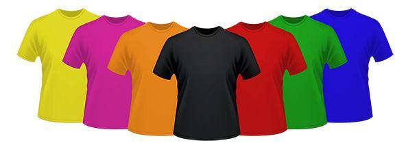 fornecedores de camisetas no atacado