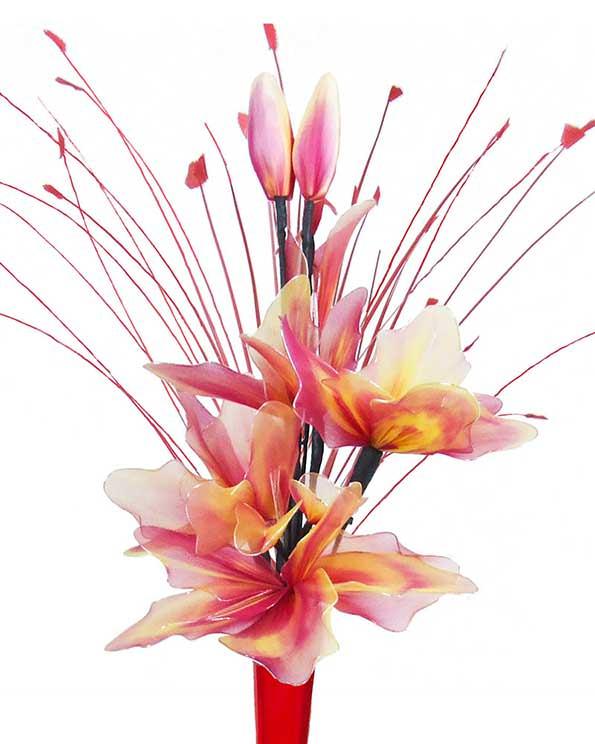 Atacado de flores artificiais