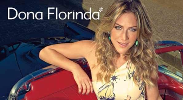 Moda Feminina Dona Florinda