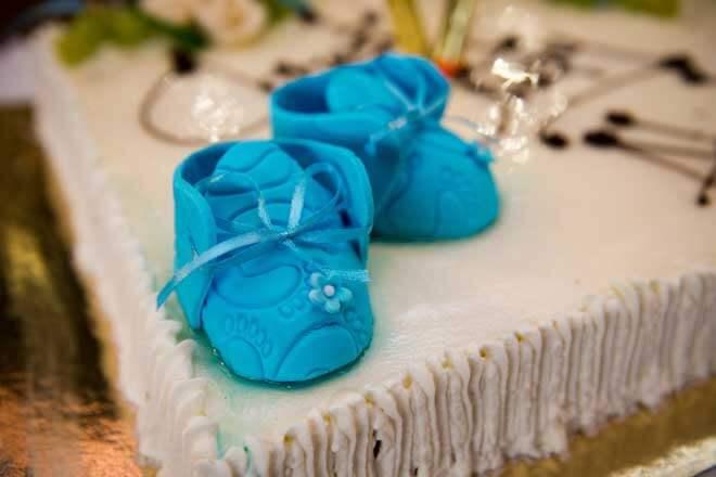 decoração de bolos com papel de arroz