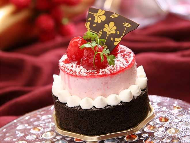 mini bolos decorados dia dos namorados