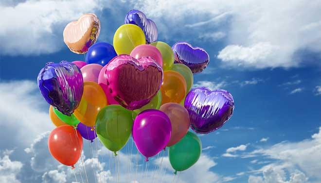 fabrica de balões metalizados