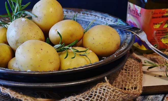 como fazer batata recheada para vender?