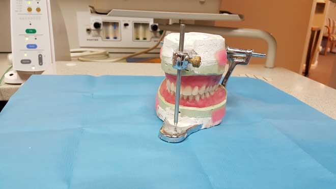 normas para laboratorio de protese dentaria