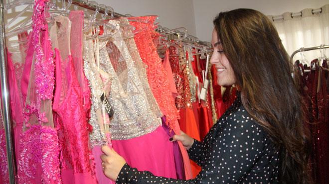 Ganhando dinheiro com aluguel de vestidos e roupas de festa