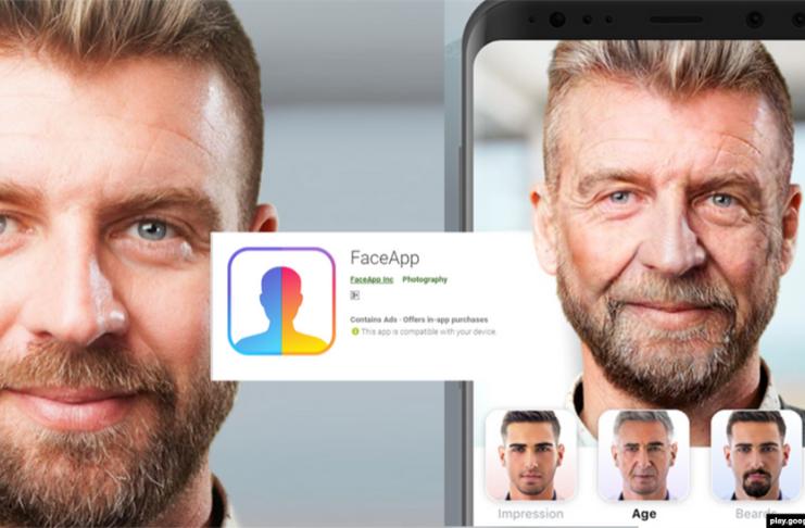 Aplicativo FaceApp: descubra como você ficará quando envelhecer