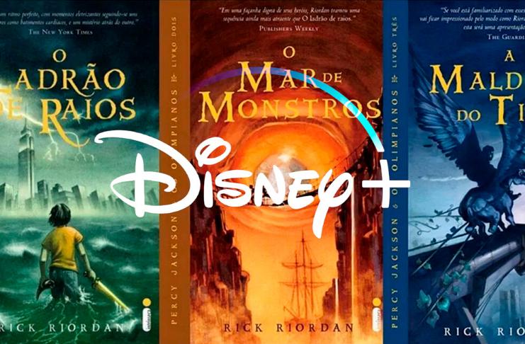 Saiba como será a nova série da Disney + baseada em Percy Jackson