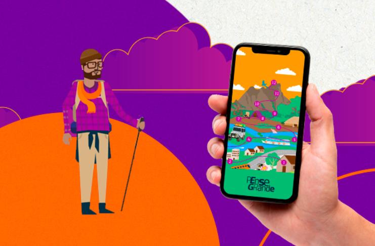 Pense Grande Digital - Conheça o aplicativo que auxilia empreendedores