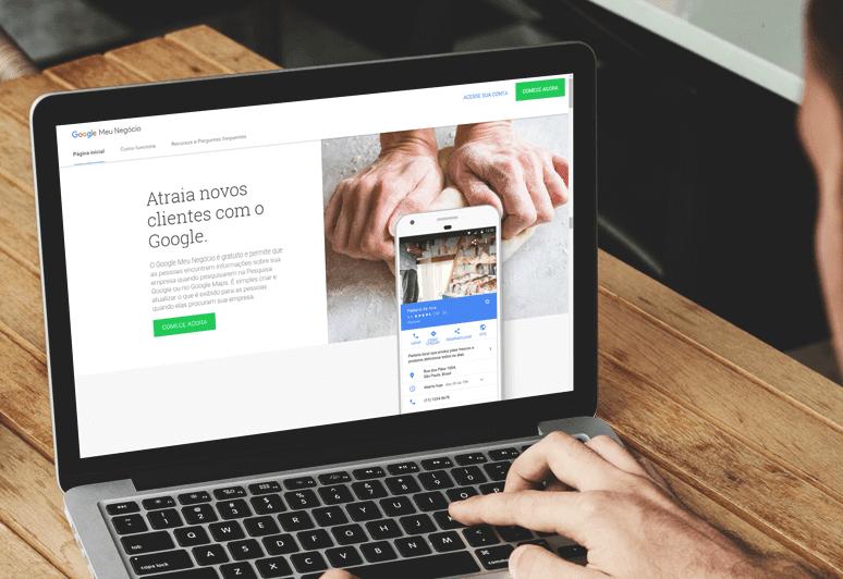Aprenda a criar um e-mail conta empresarial no Google