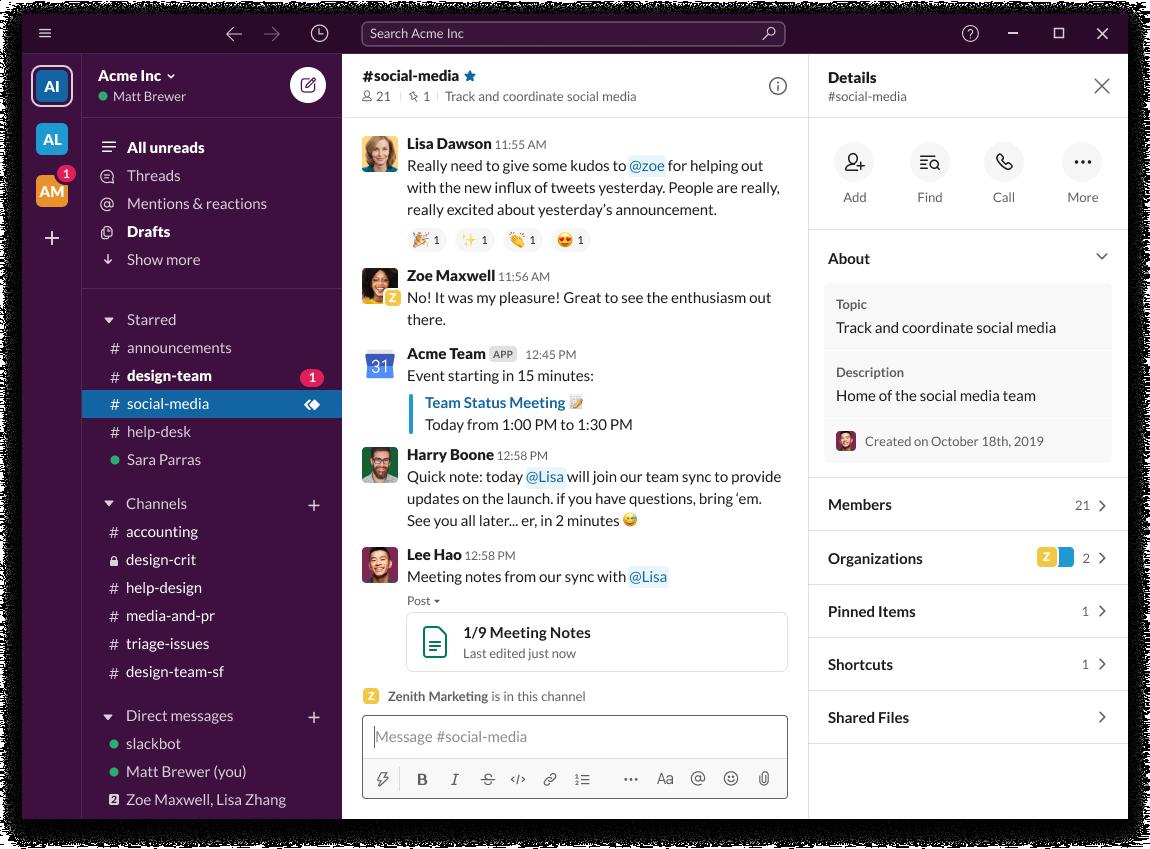 3 aplicativos para facilitar o contato com funcionários em home office