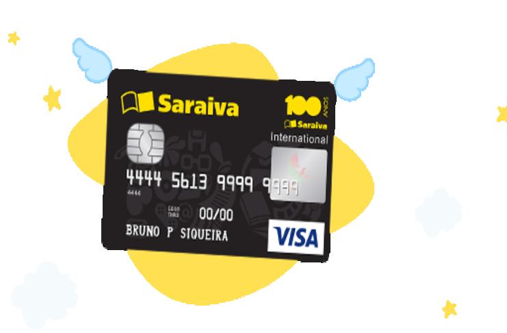 Cartão de Crédito Saraiva: confira e saiba mais detalhes