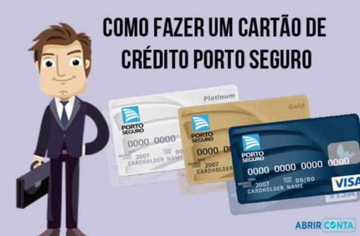 Cartão de Crédito Porto Seguro: conheça os benefícios e saiba como solicitar