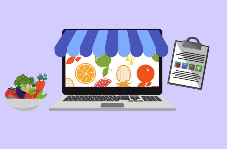 Alimentos online: aprenda como vender e fazer sucesso nas redes sociais