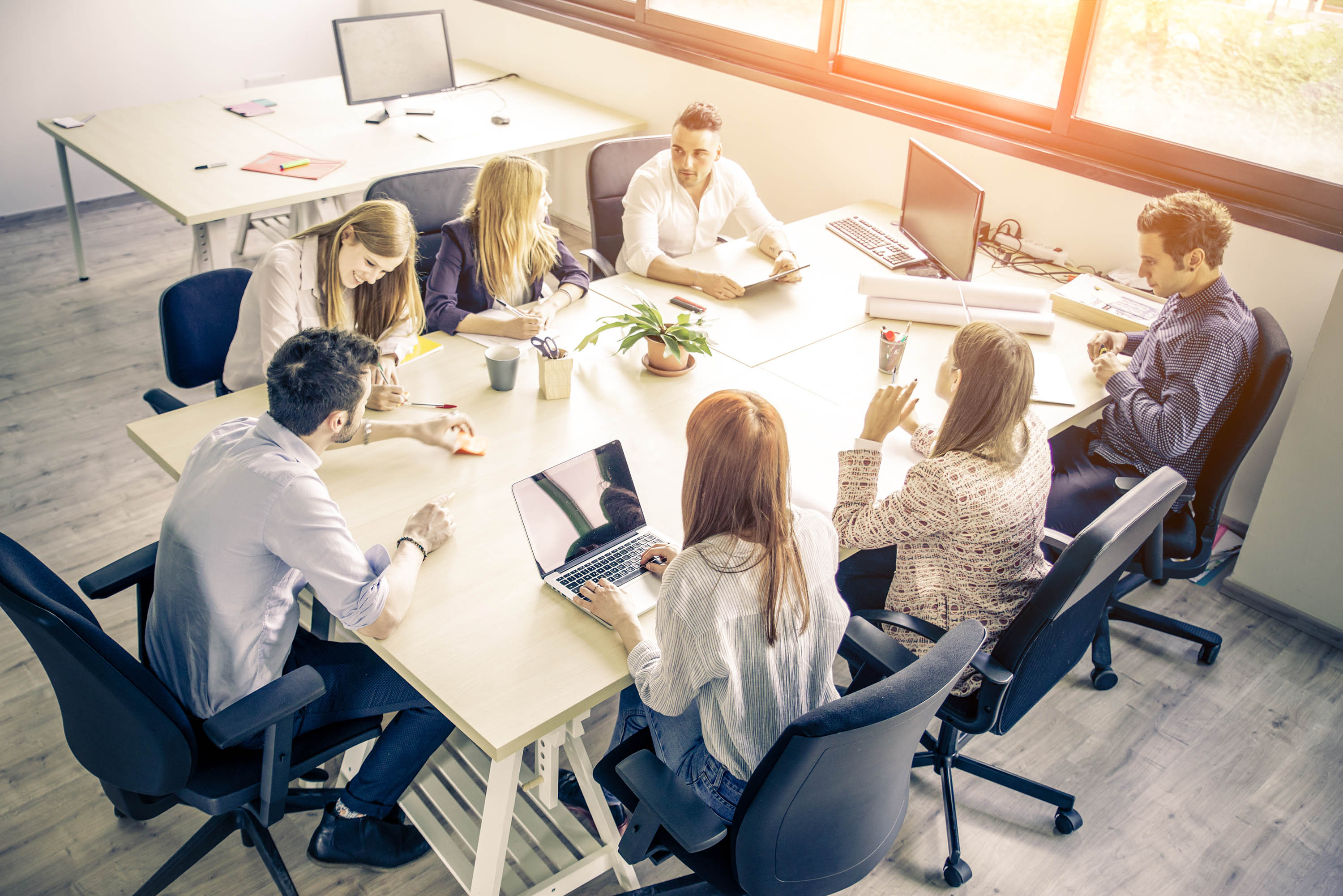 Co-working: The new trend in modern business