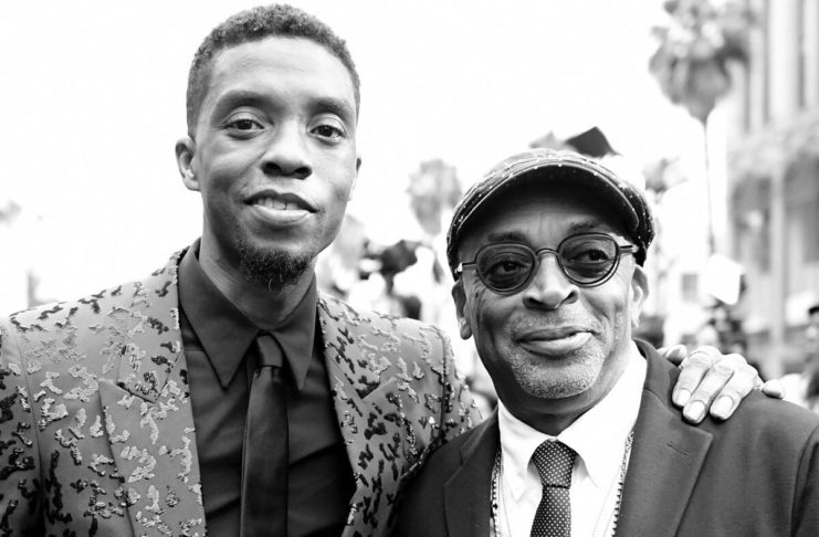 Spike Lee Pays Tribute to Chadwick Boseman and Recalls Working with Him in  Da 5 Bloods - Up News Info