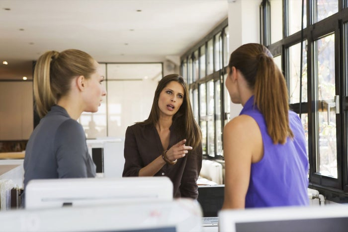 Female Business Leaders Need to Support One Other, But We Also Need to Argue!
