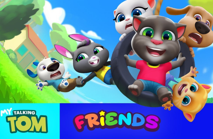My Talking Tom Friends - Como conseguir mais moedas grátis