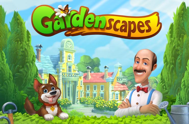 Como escapar dos desafios em Gardenscapes
