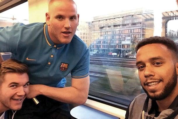 Paris Shooting Heros