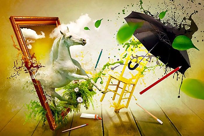 Creativity: Inspiration vs. Perspiration